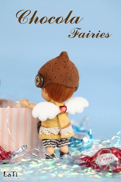 ♥ Pre-Order Février 2014 ♥ Chocola Fairies ♥ 19040510