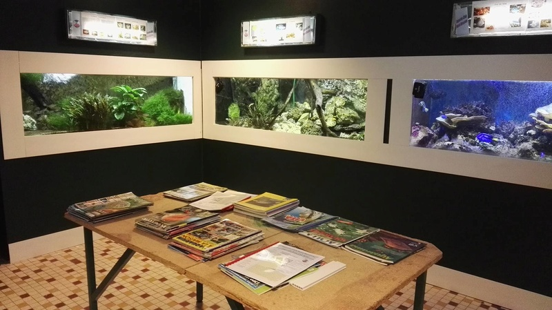l'Aquario-Club nord-Meusien ouvre ses portes le Samedi 15 avril  17968410