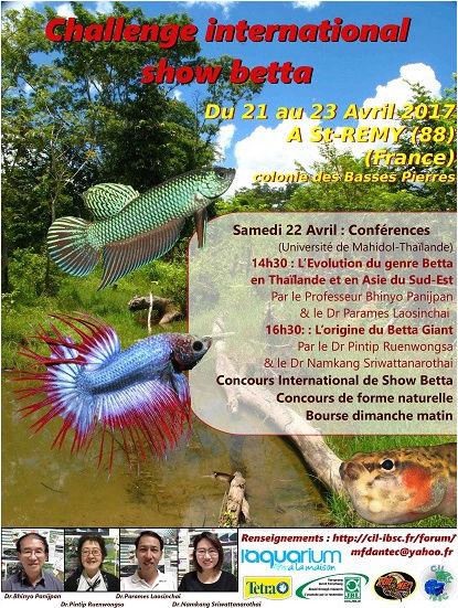 Congrès CIL : cette année dans les Vosges : 21-23 avril Congry10
