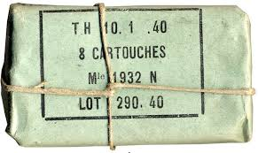 Cartouches mle 1932 Index10