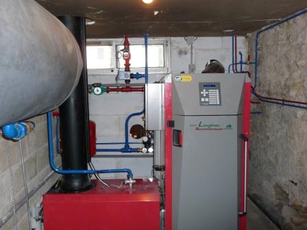CHAUDIERE PLAQUETTES: Ou implanter le silo et la chaufferie  Chaudi10