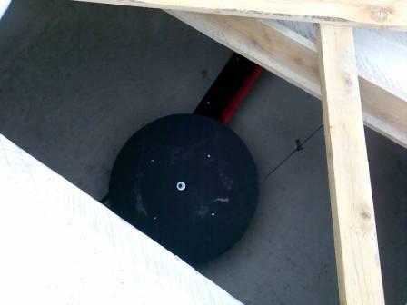 CHAUDIERE PLAQUETTES: Ou implanter le silo et la chaufferie  Silo-e10