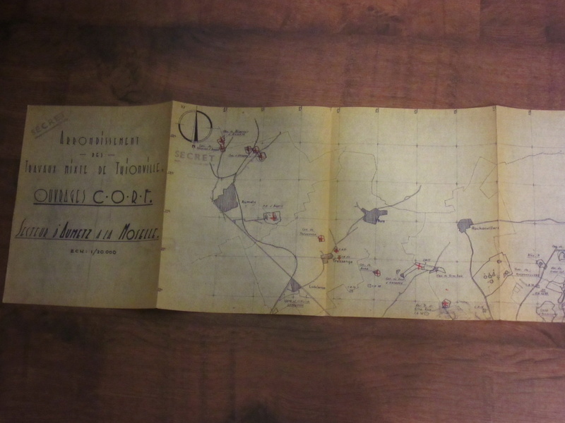 Plan MAGINOT -ESC 1 VENDU Img_2410