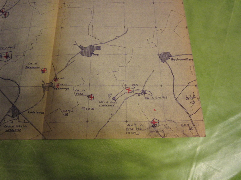 Plan MAGINOT -ESC 1 VENDU Img_2411