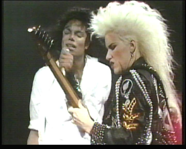 Bad Tour Rome - Rock With You & Dirty Diana Bad_to15