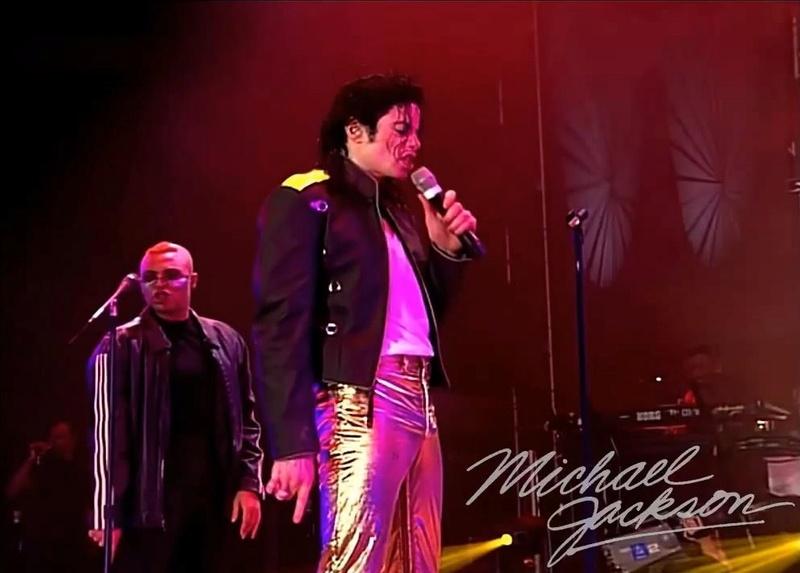 MJ Jackson 5 Medley Motown 25th BAD Dangerous Brunei 50th History MSG 30th J5mm2510