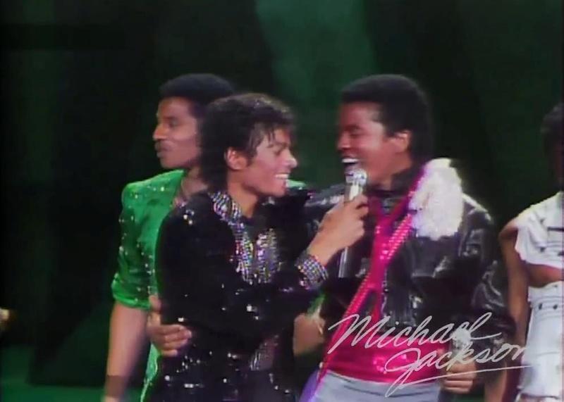 MJ Jackson 5 Medley Motown 25th BAD Dangerous Brunei 50th History MSG 30th J5mm2512