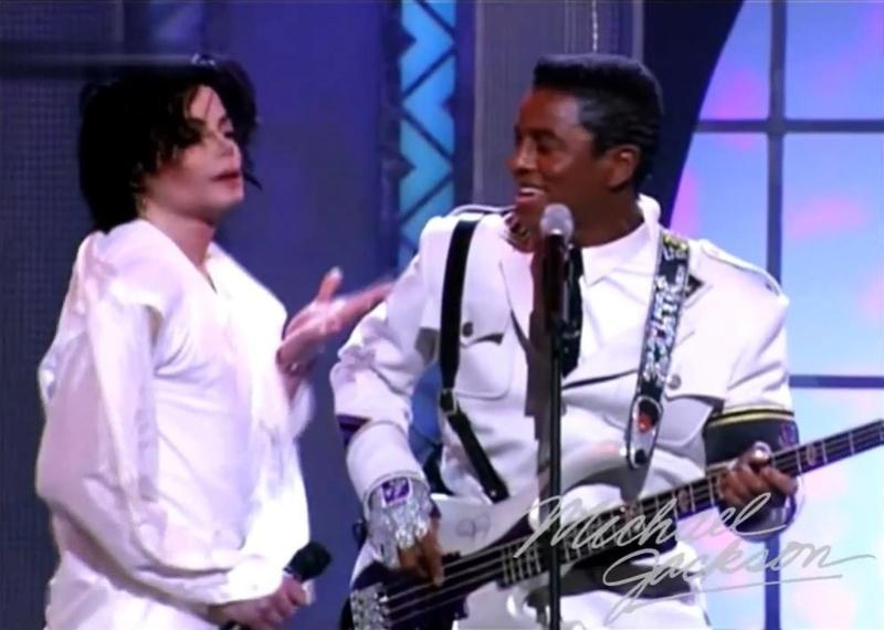 MJ Jackson 5 Medley Motown 25th BAD Dangerous Brunei 50th History MSG 30th J5mm2515