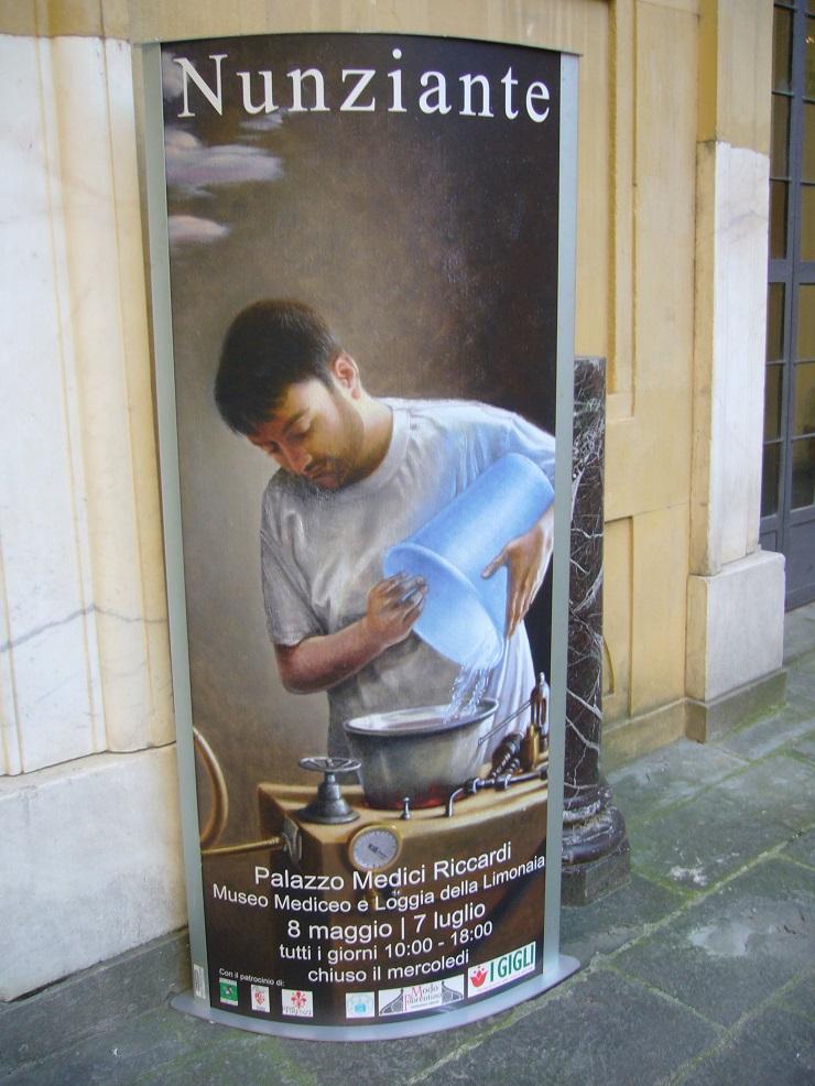 Dal 07 Maggio 2014 Nunziante a Palazzo Medici Riccardi - Firenze 1811