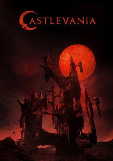 Castlevania sur Netflix Castle10