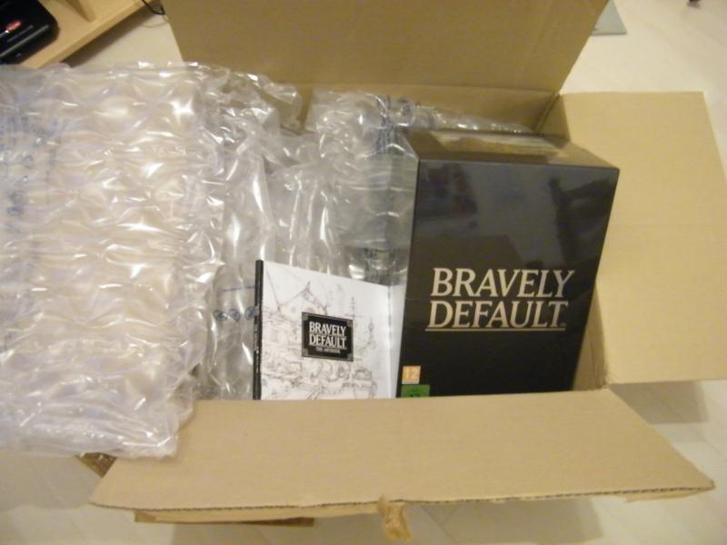 Bravely Default : Une édition Collector spéciale européenne - Page 5 Dscf0810