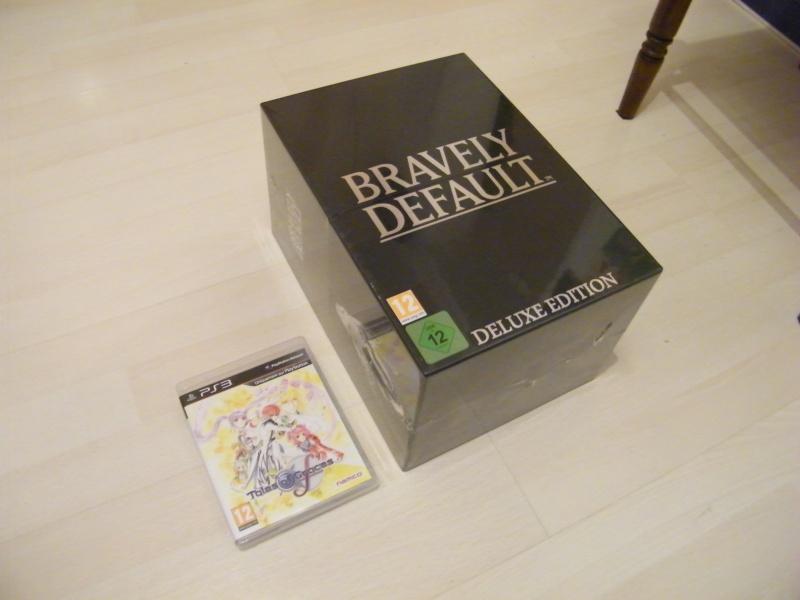Bravely Default : Une édition Collector spéciale européenne - Page 5 Dscf0811
