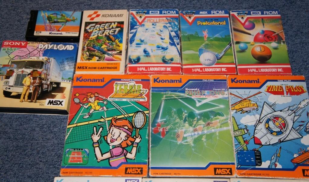 [VDS] Jeux MSX Cartouches et Cassettes Dsc02513