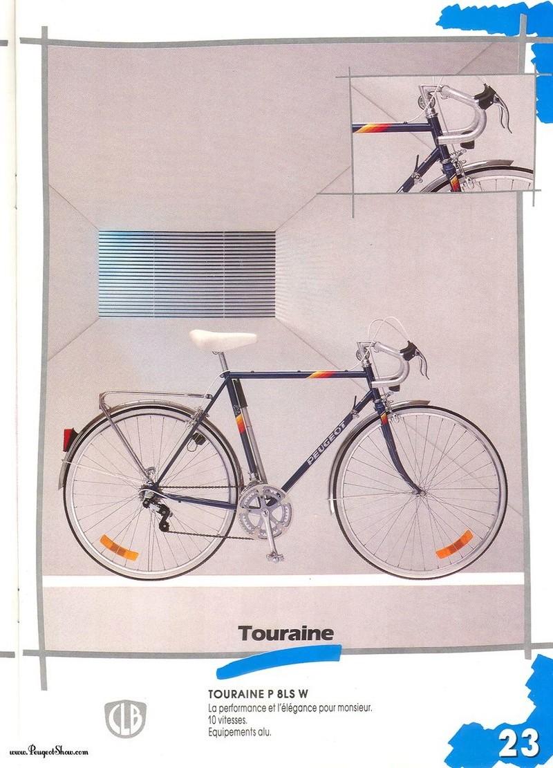 "Peugeot ""touraine"" 1988fr10"