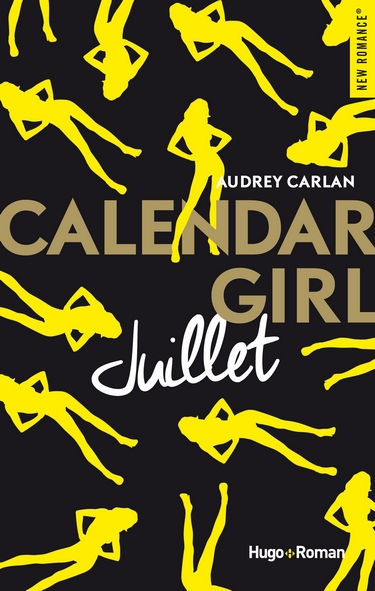 Calendar Girl - Tome 7 : Juillet d'Audrey Carlan Juille10