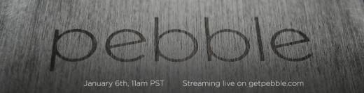 Annonce teaser, sur le CES de Las Vegas par Pebble ! 14010210