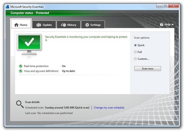 Microsoft étend la prise en charge de Windows XP Security Essentials jusqu'en juillet 2015 4621_m10