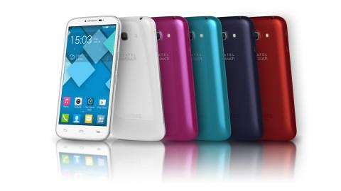 Alcatel POP C9, nouveau modèle d'entrée au CES 2014 Alcate11
