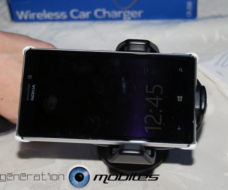 [Mobilostore.com] test du Nokia CR-200, support avec fonction de charge sans fil pour voiture  Avec_m11