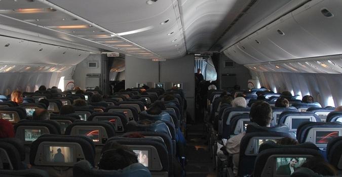 Les tablettes et smartphones sont autorisés lors des vols Air France Avion-10