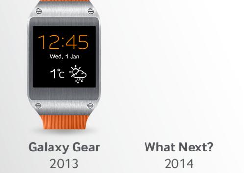 Une Samsung Galaxy Gear 2 présenté au CES 2014 ? Captur20