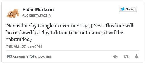 Fin des gammes Nexus en 2015, remplacées par les Play Edition ? Captur41