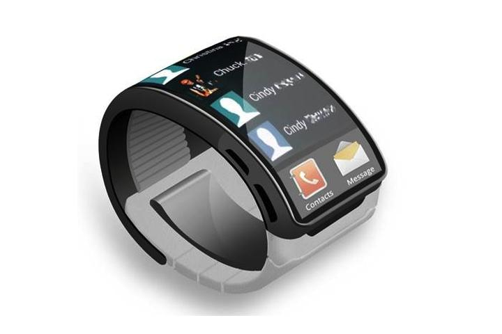 Samsung développe une nouvelle montre Galaxy Gear 2  Galaxy11