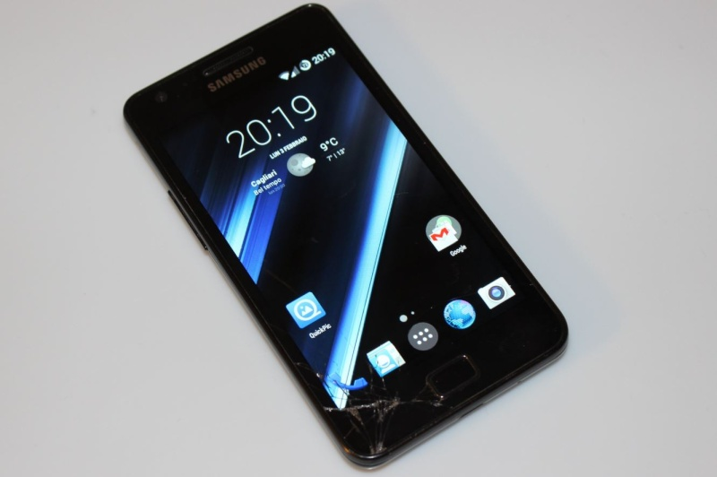 Android Samsung Galaxy S2 4.4.2 Kitkat CyanogenMod 11 : test vidéo Galaxy12