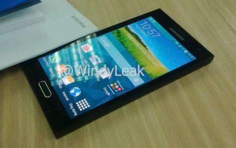 Le Galaxy F, le nouveau haut de gamme de Samsung ? Galaxy13