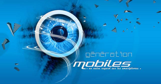 Rappel des publications parues cette semaine sur le site de Génération mobiles Genera12