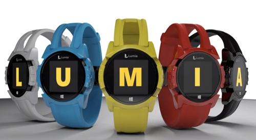 Le concept de la smartwatch Lumia refait surface Lumia_12