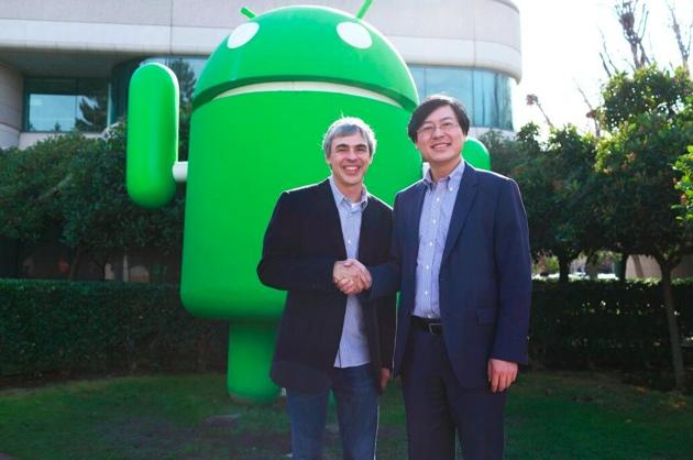 Lenovo rachète Motorola à Google pour près de 3 milliards $ Motono10