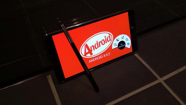 Le Samsung Galaxy Note 3 reçoit la mise à jour Android 4.4 KitKat ! Note3-10
