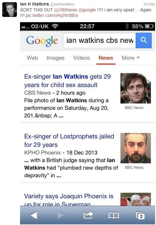 Une bourde de Google News qui peut être lourde de conséquences Watkin11