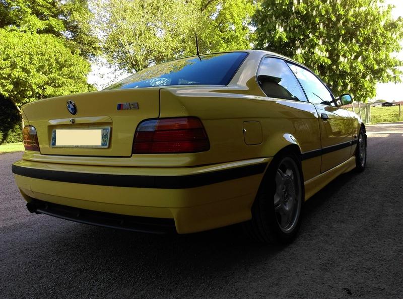 M3/// E36 3.0 jaune Dakar  - Page 8 Imag0116