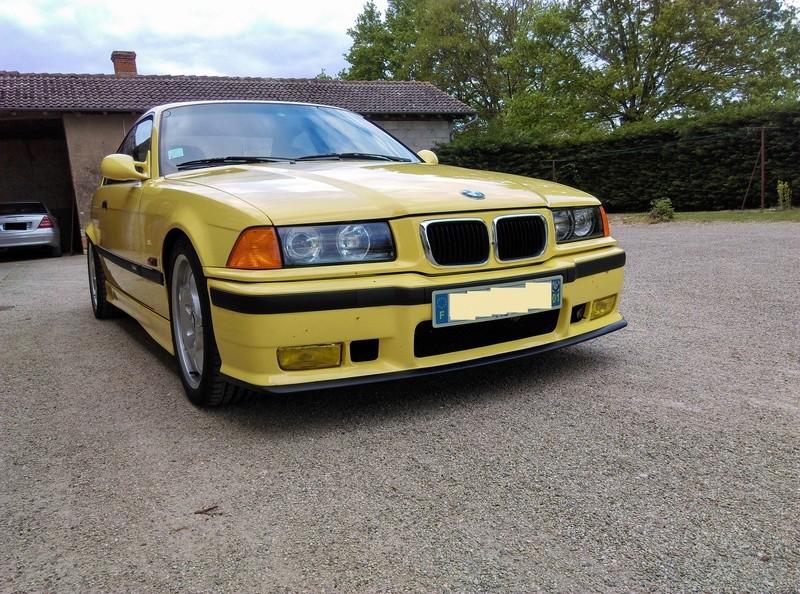 M3/// E36 3.0 jaune Dakar  - Page 8 Imag0117