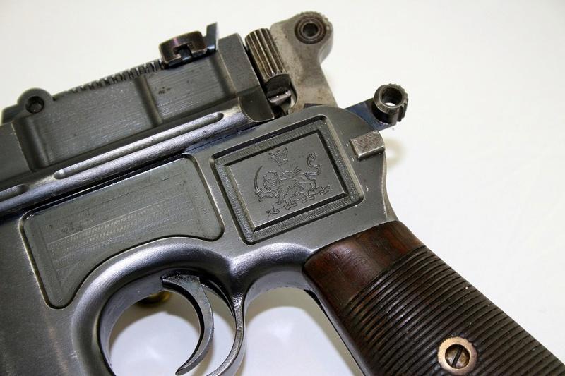Un rare C96 contrat Perse 211