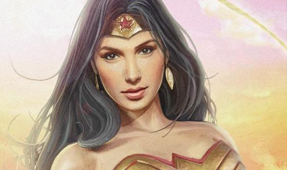 Gal Gadot IS Wonder Woman Galwon10