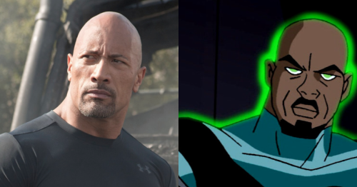 """The Rock"" In A DC Comics Film? Rock10"