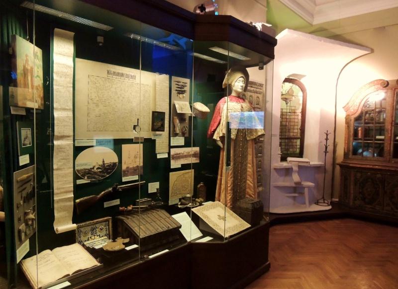 краеведческий музей в перми фото появлении