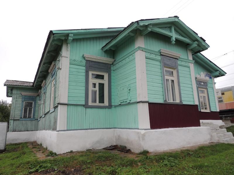 Посёлок Нагорнский, Пермский край Dscn3815