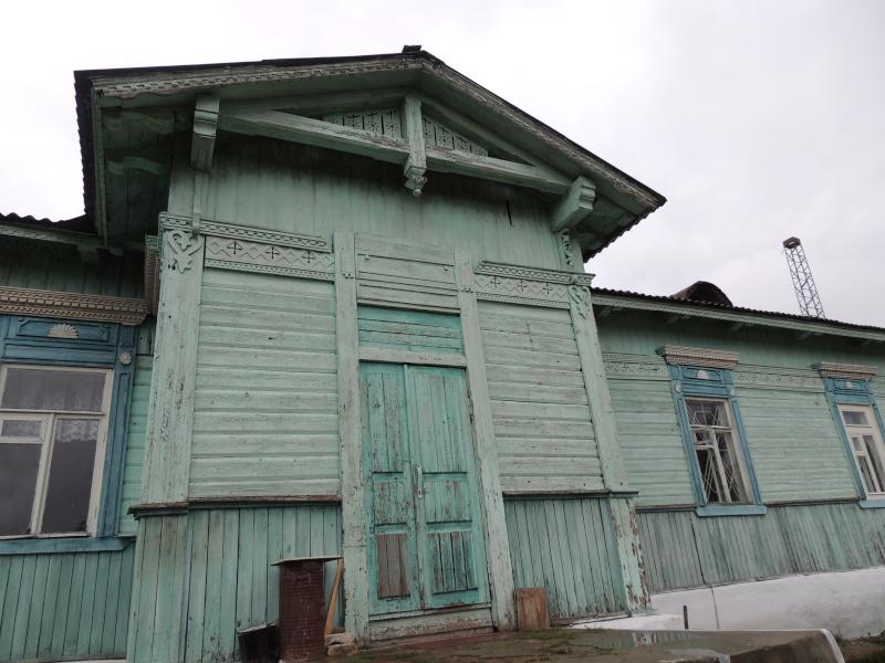 Посёлок Нагорнский, Пермский край Dscn3818