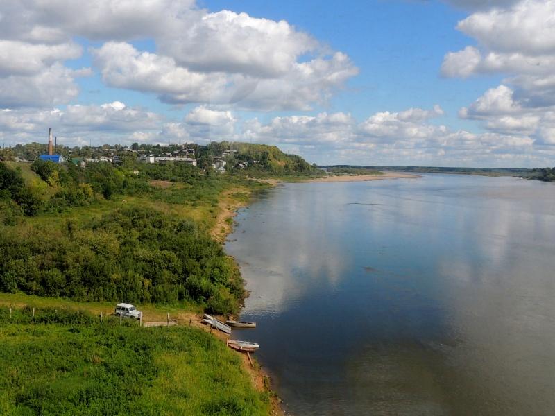 Фотографии рек и речных судов Dscn3831