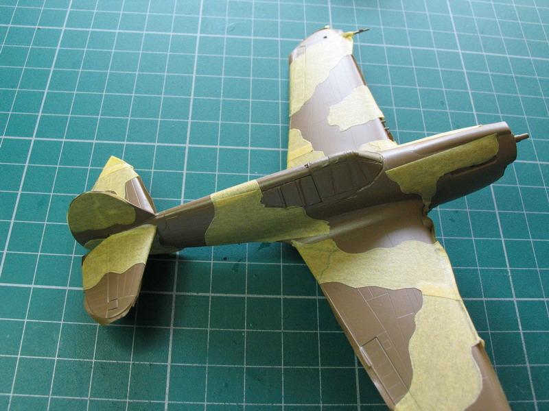 16h pour un ch'ti P40 E de l'USAAF (HobbyBoss au 72) - Page 2 P40_e_43