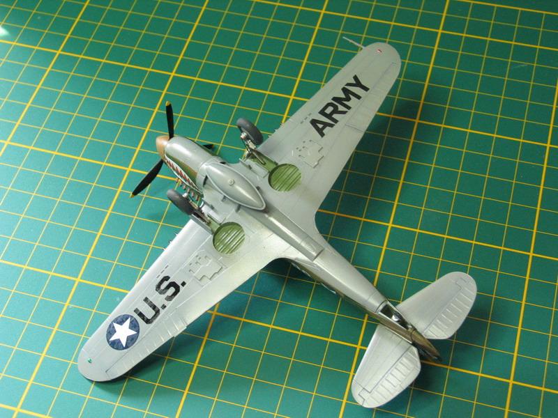 16h pour un ch'ti P40 E de l'USAAF (HobbyBoss au 72) - Page 3 P40_e_62