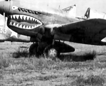 16h pour un ch'ti P40 E de l'USAAF (HobbyBoss au 72) - Page 3 Roue10