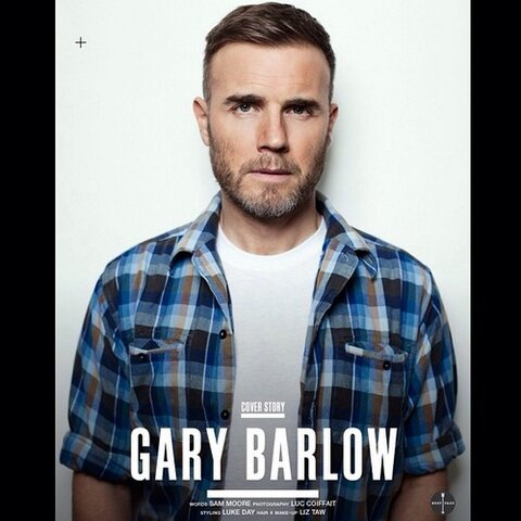 Gary Barlow for Sounds Magazine by Luc Coiffait 123