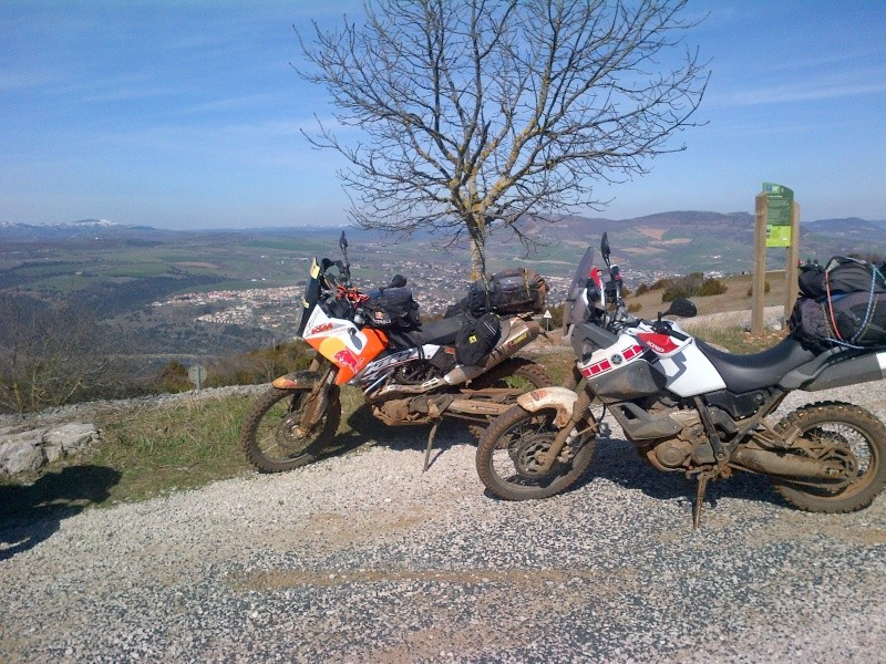 rando mixte 60/40 1er & 2 mars du Gard à Millau (boucle 450km) - Page 7 Img-2023