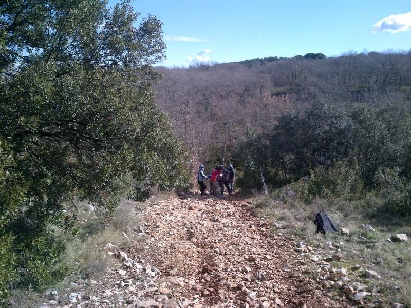 rando mixte 60/40 1er & 2 mars du Gard à Millau (boucle 450km) - Page 7 La_cal10