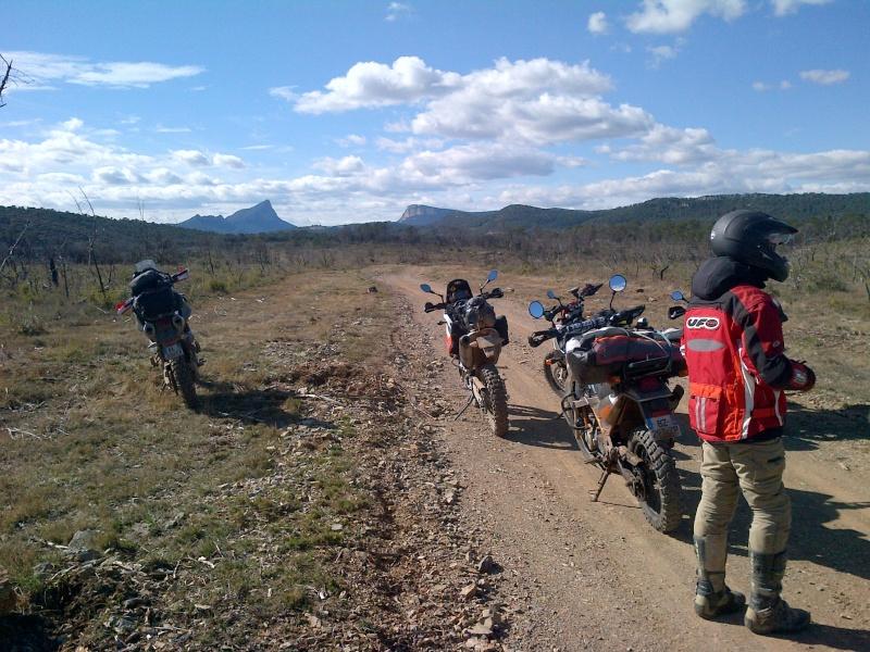 rando mixte 60/40 1er & 2 mars du Gard à Millau (boucle 450km) - Page 7 Saint-10